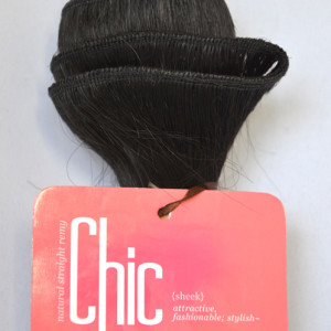 Chic Virgin Straight